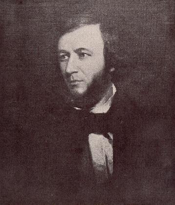 Роберт Браунинг, муж Элизабет Браунинг